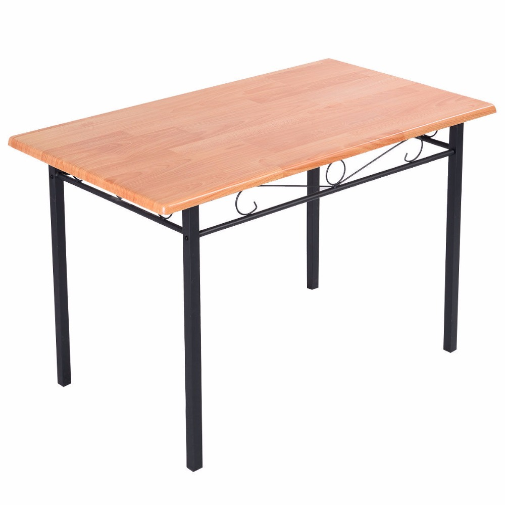 steel frame dining table kitchen modern furniture bistro home durable china dining room furniture kitchen furniture china dining