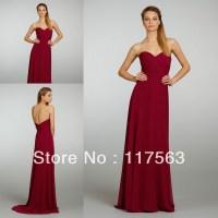 Wine Bridesmaid Dresses   Cocktail Dresses 2016