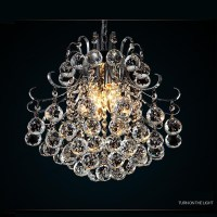 Elegant Crystal Chandelier Modern Ceiling hanging Light ...