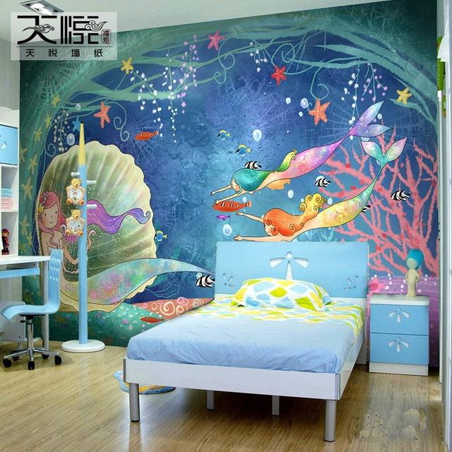 Castle Wall Wallpaper Kid Room 3d Hd O Envio Gratuito De Um Grande Mural Pintado Papel De