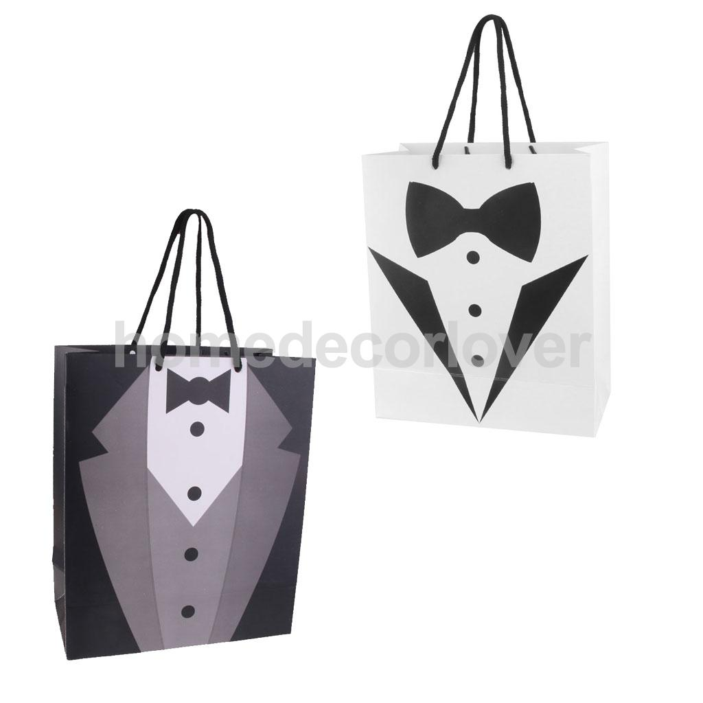Paper Gift Bags Wholesale Online Buy Wholesale Tuxedo Gift Bags From China Tuxedo