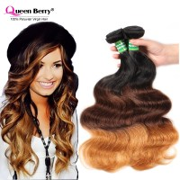 three tone ombre hair three tone ombre hair 3 tone hair ...