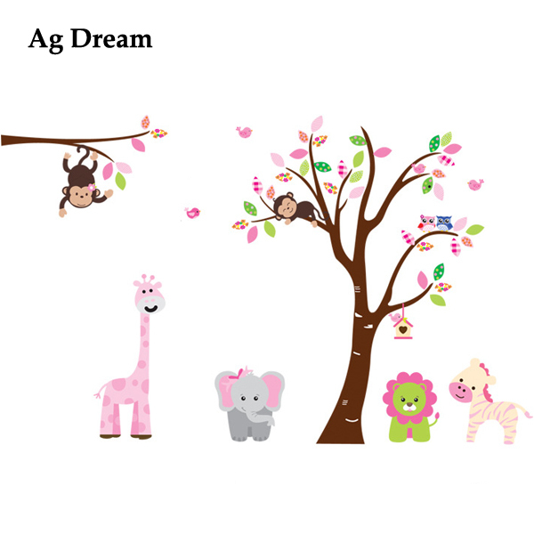 sale animal wall stickers kids room baby room decorative sticker sale wall sticker commercial window wall stickers christmas