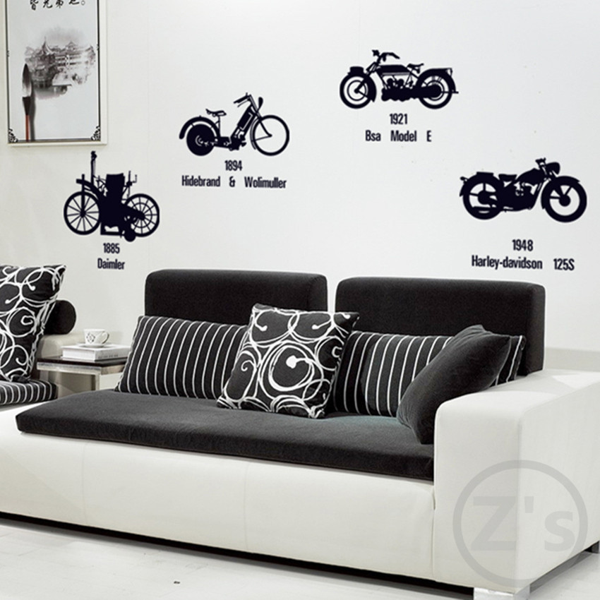 font motocross stickers font motorcycle font wall sticker home wall decals vintage bike motorcycle magic wall stickers canada