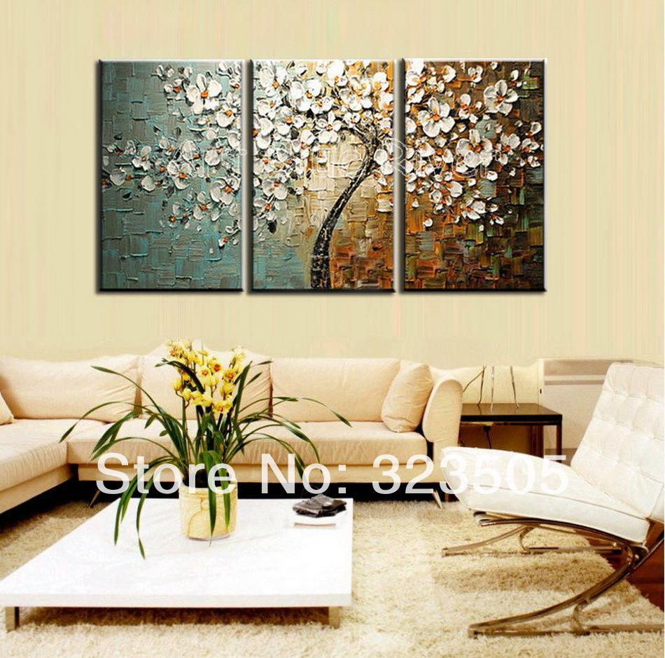3 Piece Canvas Wall Art - Elitflat