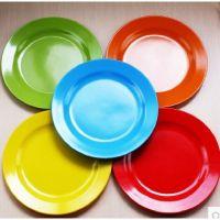 Food Plate Dinner Service 25cm Pigmented Dinner Plates ...