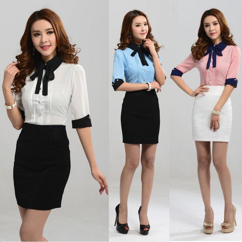 Office uniform designs