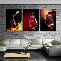 NOT FRAMED Free Shipping Wall pictures for living room ...