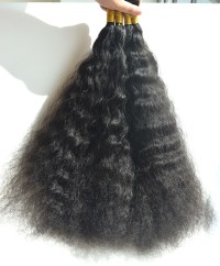 Bulk Wet And Wavy Human Hair For Braiding - Prices Of Remy ...
