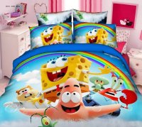 Online Get Cheap Spongebob Bedding Set -Aliexpress.com ...