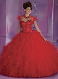 Red Quinceanera Dresses | Cocktail Dresses 2016