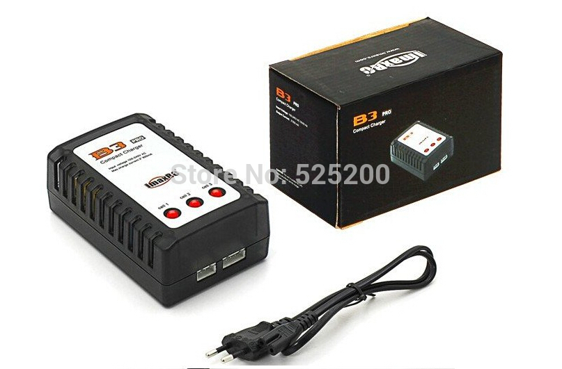 Imax b3 7 4v 11 1v li polymer lipo battery charger 2s 3s