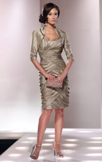High Quality Knee Length Mother Dresses of the Bride ...