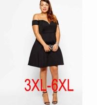 plus-size-4XL-5xl-sexy-women-dress-fat-ladies-evening ...