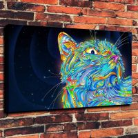 Fantasy Canvas Wall Art Print Oil Painting for Home Decor ...