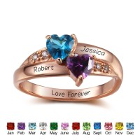 Birthstone Promise Rings Promotion-Shop for Promotional ...