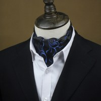 Popular Wedding Ascot Tie