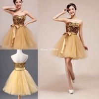 Short Gold Bridesmaid Dresses 2015_Bridesmaid Dresses ...