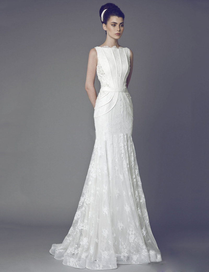 detachable wedding dresses high neck a line appliques beaded lace sleeveless bridal gowns lt81 high neck wedding dress Detachable Wedding Dresses High Neck A Line Appliques Beaded Lace Sleeveless Bridal Gowns