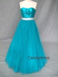 Teal Blue Prom Dresses - Prom Dresses 2018