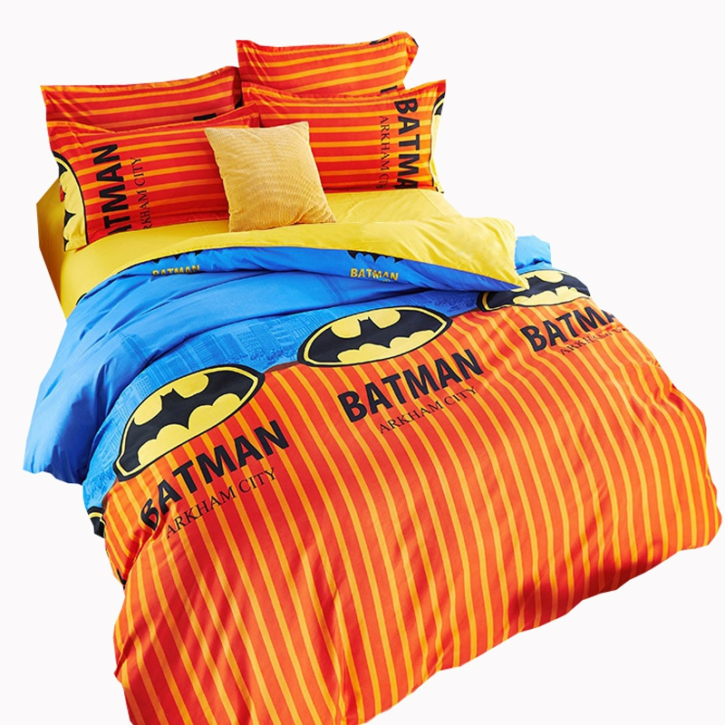 batman toddler bedding set