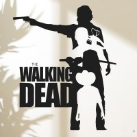 Popular The Walking Dead Wall Art-Buy Cheap The Walking ...
