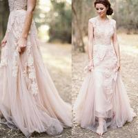 Rose Colored Wedding Dress | www.pixshark.com - Images ...