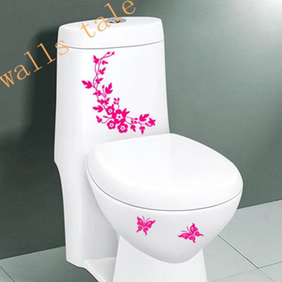 bathroom toilet wall stickers home decoration wall sticker toilet wall stickers toilet idiomas