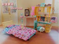 Aliexpress.com : Buy New Design Doll Bed Cabinet Set ...