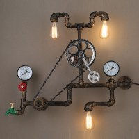 Popular Steampunk Lighting-Buy Cheap Steampunk Lighting ...
