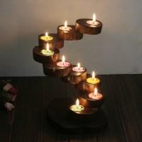 Log Candle Holder Promotion-Shop for Promotional Log ...