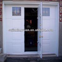 Heat Insulation Garage Doors With Pedestrian Door - Buy ...