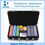 Mm G Clay Poker Chips With Case
