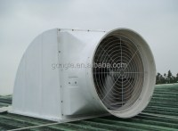 Industrial Butterfly Wall-mounted Cone Exhaust Fan For ...
