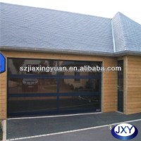 2015 Aluminum Glass Used Garage Doors Sale