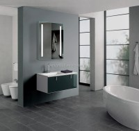 Frameless Bathroom Mirrored Medicine Cabinet - Buy ...