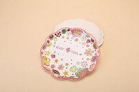 New style products custom printed dinner plates, paper plate