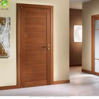Simple Bedroom Door Designs Wooden Door