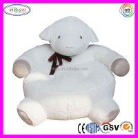 D057 Cartoon Farm Animal Stuffed Sofa Plush Baby Animal ...