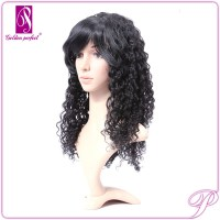 Remy Brazilian Human Hair Wig,Kinky Curly Clip In Hair ...