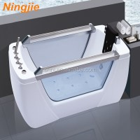 Freestanding Bathtubs With Jets