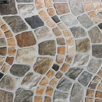 400x400mm Imitation Stone Veranda Floor Tile Outdoor ...