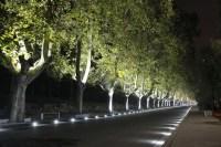 Outdoor Illumination 9w Ip68 Multi-color Led Landscape ...