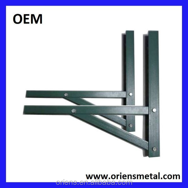 Wall Mounting Air Conditioner Bracket For Outdoor From