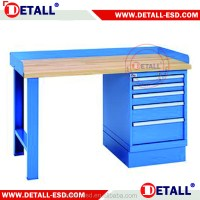 Work Station Work Tables With Storage