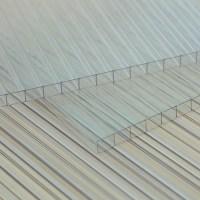 4mm Twin Wall Polycarbonate Sheet / Carbon Fiber Sheet 2mm ...