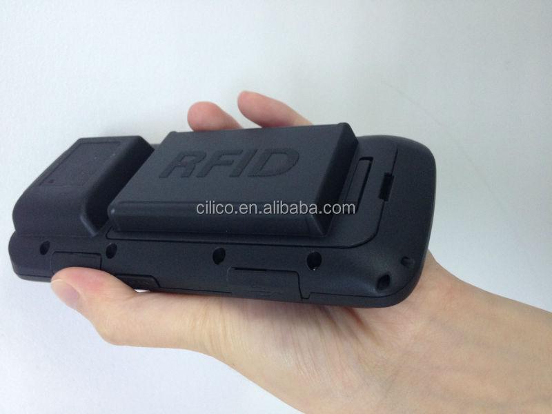 Smartphone Rfid Uhf Reader With Uhfhf Rfid Readerwifi3g