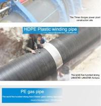 24 inch Hdpe corrugated drain pipe, View corrugated pipe ...