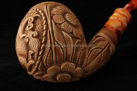 Dragon Medallion Meerschaum Pipe - Buy Meerschaum Pipe ...