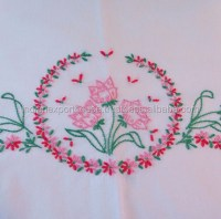 Hand Embroidery Designs For Bed Sheets | www.imgkid.com ...